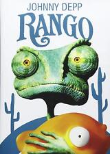 Rango (DVD, 2018) Widescreen - ARTWORK VARIES