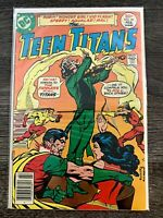 TEEN TITANS #46 DC COMICS FN/VF