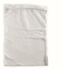 Net Mesh Zipped Laundry Bag 30 x 40cm Delicates wash 95 degrees Professional