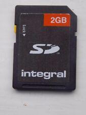 Tarjeta sd Integral 2 GB-totalmente Nuevo