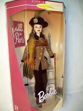 BARBIE CITY SEASONS 1998 FALL COLLECTION AUTUMN IN PARIS FRANCE FRENCH FASHION +
