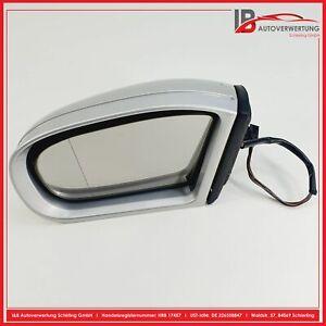 MERCEDES C-KLASSE KOMBI W203 C220 CDI Außenspiegel links mit Glas 41-3133-417