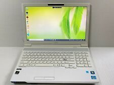 "Fujitsu Lifebook A Series AH532 750GB HDD Intel i7-3612M 15.6"" Windows 10 Laptop"