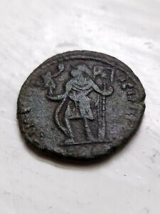 AE Roman Maiorina coin, Emperor Magnentius , 350-353 AD ,FELICITAS REIPVBLICE.