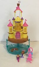 Disney Sofia the First 2-in-1 Sea Palace Castle Mermaid Playset Mattel BDK61