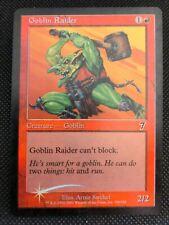 Goblin Raider - FOIL 7th Edition *HP* - Magic the Gathering - MTG