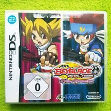 Nintendo DS - Beyblade - Metal Fusion - Cyber Pegasus