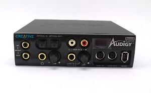 Sound Blaster Creative Labs Audigy eX SB0110 External Box NOS NEW Sealed Package