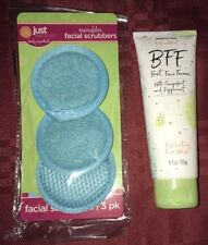 PERFECTLY POSH BFF BEST FACE FOREVER exfoliating face wash & Facial Scrubbers