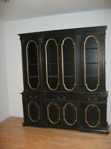 karges furniture, buffet and hutch