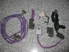 Siemens Simatic Logo Profibus diversen Kabel, Stecker (siehe Bilder)