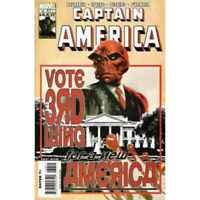 Captain America (2005 series) #38 in Near Mint + condition. Marvel comics [*0g]