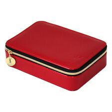YSL Yves Saint Laurent Kosmetiktasche Make Up Etui Tasche Schminktasche Rot