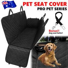 Waterproof Premium Pet Cat Dog Back Car Seat Cover Hammock NonSlip Protector Mat