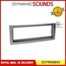 ct24ct07 simple DIN Autoradio Panneau Façade anthracite pour Citroen C5