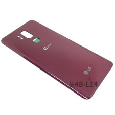 OEM Back Battery Cover Housing Glass Case Rear Door For LG G7 ThinQ G710