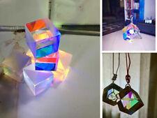 2pcs 36mm RGB X-Cube Combiner Splitter Cross Dichroic Prisms Slight Defective