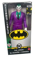 "Batman Missions The Joker 6"" Figure - BRAND NEW!!!"