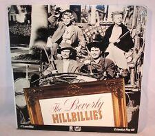 Laserdisc [w] * The Beverly Hillbillies * Buddy Ebsen Irene Ryan Donna Douglas