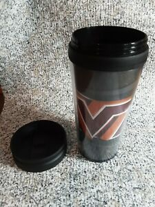 NCAA Virginia Tech Hokies Mug Stainless Steel Acrylic