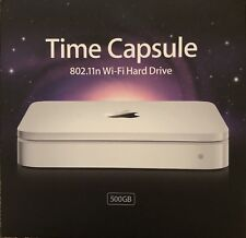 Apple Time Capsule 500GB