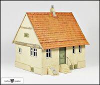 Wohnhaus - Fertigmodell - 1:32