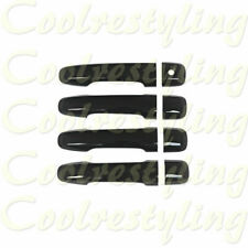 For 2010~12 13 14 15~18 Toyota 4Runner 4 Door Handle Gloss Black Color Cover