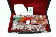 Oboe Sound C Key Rosewood Body 3rd Octave Left F Profession #a7
