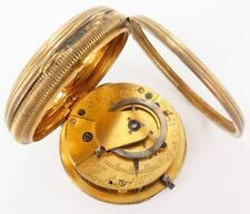 Gold Plated Antique Pocket Watches