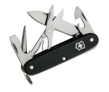 VICTORINOX PIONEER X Black ALOX  0.8231.23-X2 Swiss Army Knife KnifeCenter.com