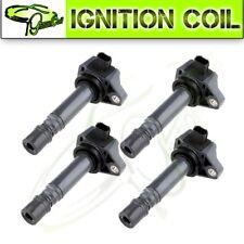 Set of 4 Brand New Ignition Coils for 2006-2011 Honda Civic 1.8L UF582 C1580
