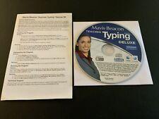 Mavis Beacon Teaches Typing Version 20 Deluxe Perfect