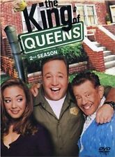 Brand New DVD The King of Queens: The Complete Second Season Kevin James Leah Re