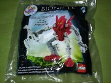 LEGO BIONICLE  4 TOA TAHU ROBOT TOY MCDONALD'S HAPPY MEAL TOY