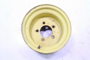 01 John Deere Gator TS 2x4 Wheel Rim 10x8 (C)