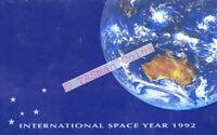 Stamp Pack Australia 1992 International Space Year
