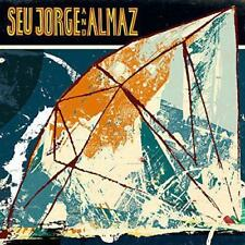 SEU JORGE AND ALMAZ CD NEW SEALED WITH BONUS TRACK PUPILLO LUCIO MAIA JORGE BEN