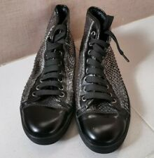 ausm AUTHENTIC TOD'S HIGH TOP SNEAKERS REPRICED