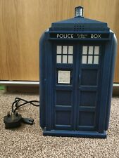 More details for bbc doctor who tardis cooler mini fridge 12v ac/dc dr. who - 6x 330ml cans