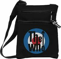 THE WHO - The Who Target Body Bag Black 17 x 21.5cm