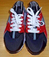 Nike, Huarache Trainers [ Size: UK 3.5  / EUR 36 ] Black / Magenta / White