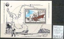 [107225] TB  **/Mnh    - Belgique 1972 - Antarctique, Bateaux, Pingouins & Manch