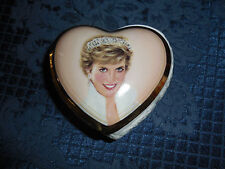 DIANA, QUEEN OF OUR HEARTS MUSIC BOX 1998 EUC NO BOX PLAYS A CANDLE IN THE WIND