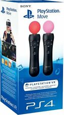 PlayStation Move Doble Pack PS4 NUEVO MANDO PARA VR TWIN CONTROLLER