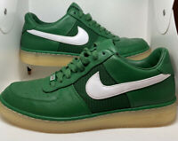 2012 Rare Nike Air Force 1 Downtown Pine/White XXX Deadstock Size 9.5 AF1