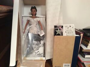 2001 VIOLET WATERS 1ST DOLL SPECIAL APPEARANCE JAZZ SINGER 15.5 INCH MEL ODOM