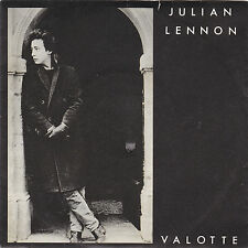 "JULIAN LENNON - valotte / let me be 7"""