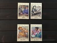 NEW ZEALAND 1993 WOMEN'S VOTE 1898 FULL SET OF 4 STAMPS - MINT UNHINGED MUH