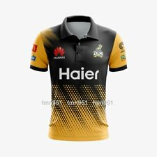 Psl 2020 Peshawar Zalmi New Jersey Shirt T-Shirt Psl5 all Logo Kids & Adults