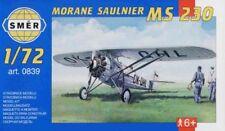 Morane Saulnier MS 230, French Fighter (1/72 model kit, Smer 0839)